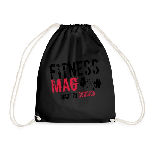 Fitness Mag made in corsica 100% Polyester - Sac de sport léger