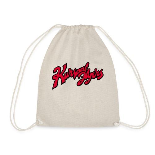 Kursaal Flyers vector - Drawstring Bag