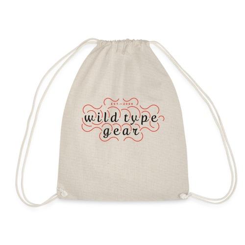 wtg stiched 2 - Drawstring Bag
