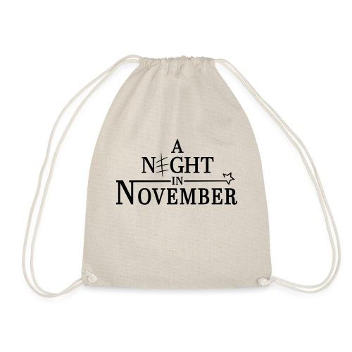 LOGO_FINAL - Drawstring Bag