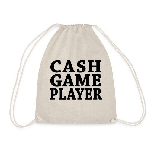 Cash Game Player - Turnbeutel
