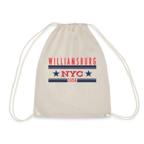 Williamsburg Hipster - Turnbeutel