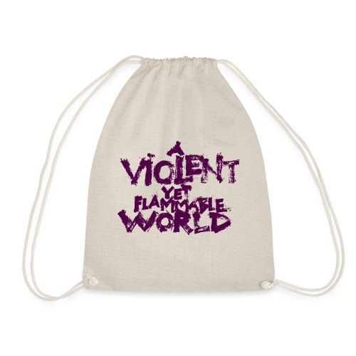 ViolentFlammableworld - Sacca sportiva