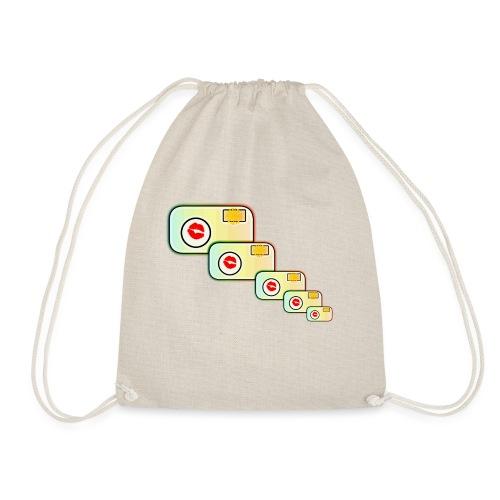 Multi-Camera - Drawstring Bag