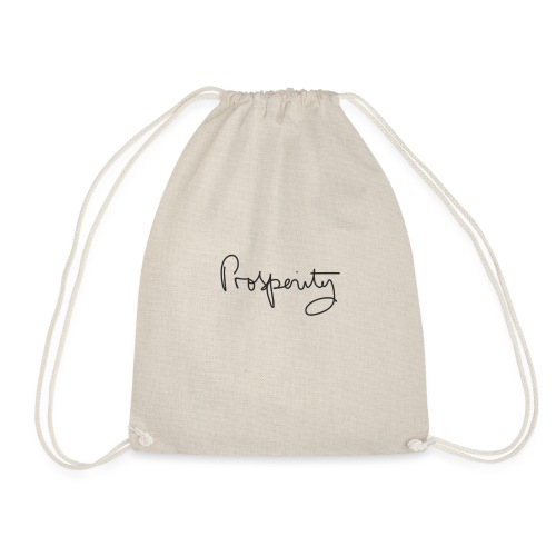 Prosperity - Drawstring Bag