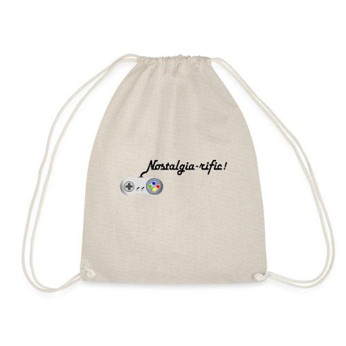Nostalgia-rific! - Drawstring Bag