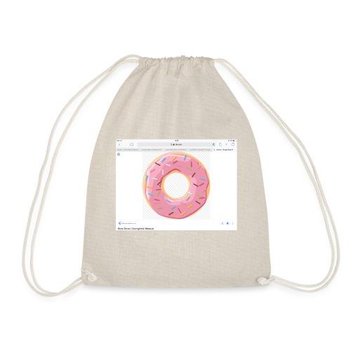 Dounut - Drawstring Bag