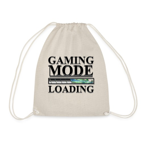 Gaming Mode Loading - Turnbeutel