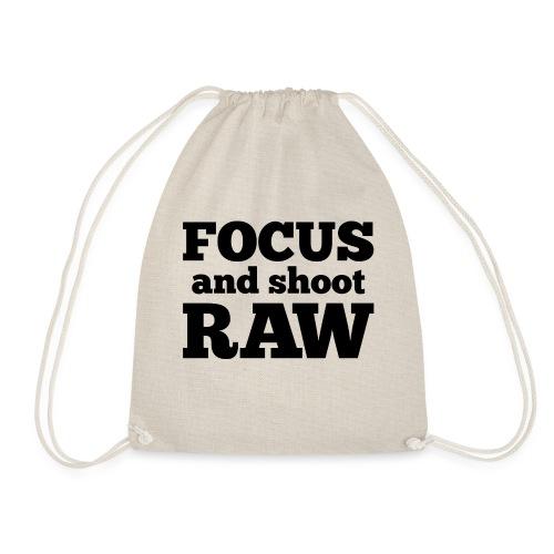 Focus and shoot RAW - Gymtas