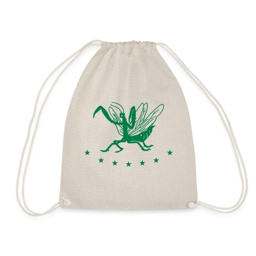 Seven Star Mantis - Turnbeutel