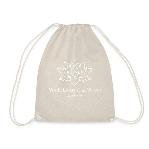 Jacket White Lotus Yoga Verein - Turnbeutel