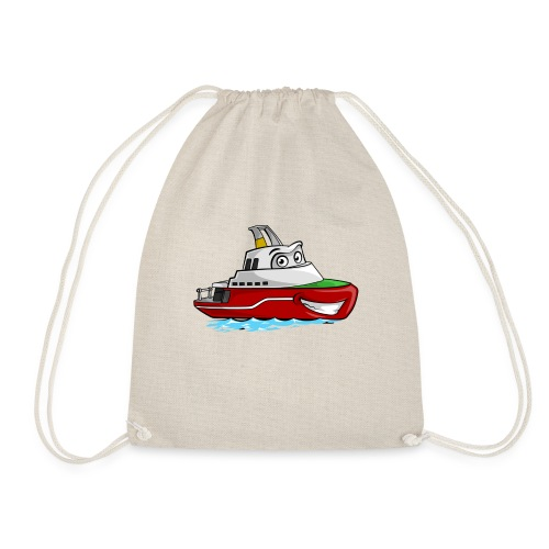 Boaty McBoatface - Drawstring Bag
