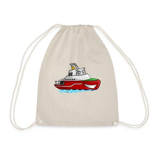 Boaty McBoatface - Drawstring Bag
