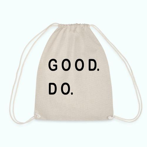 GOOD. DO. - Turnbeutel