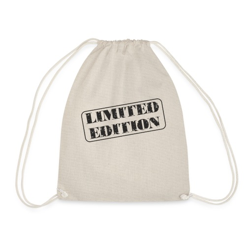 Limited Edition - Turnbeutel