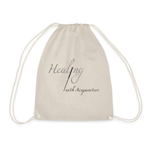 Healing with acupuncture - Sac de sport léger