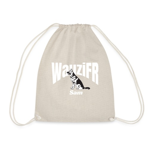 WauziFR Dog - Turnbeutel