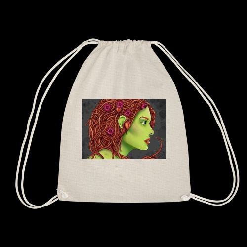 Ivy - Drawstring Bag
