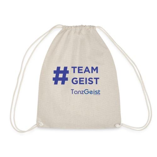 #teamgeist - Turnbeutel