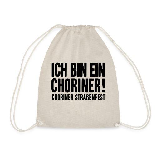 Ich bin ein Choriner! - Turnbeutel
