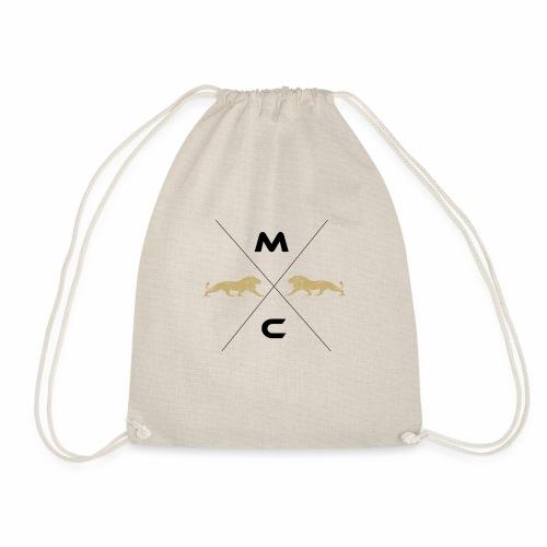 mc logo lion png - Turnbeutel