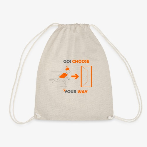 CHOOSE YOUR WAY - Sac de sport léger