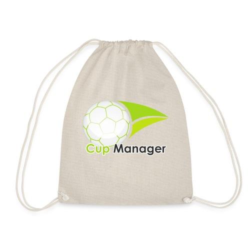 Cup Manager Vertikal Logo - Gymnastikpåse