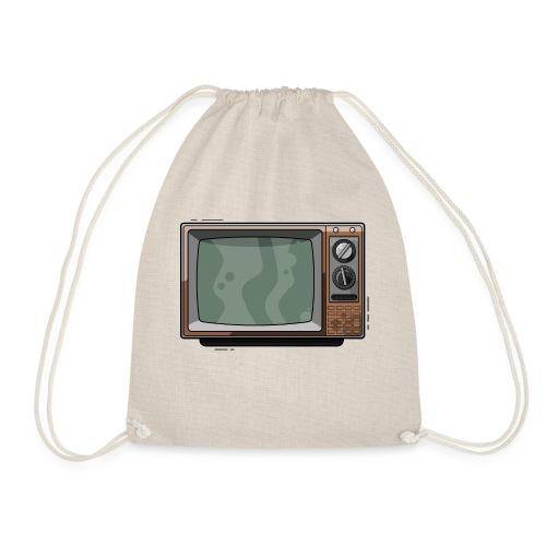 Televisie old school - Gymtas