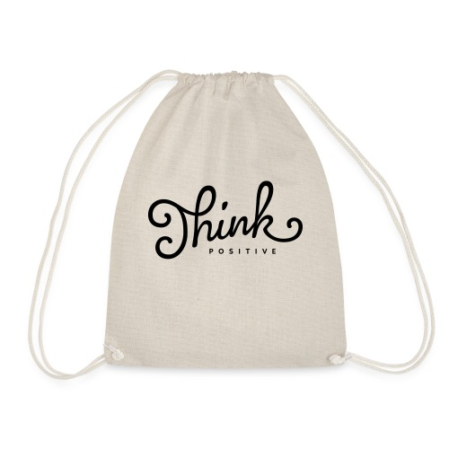 Think Positive - Sac de sport léger