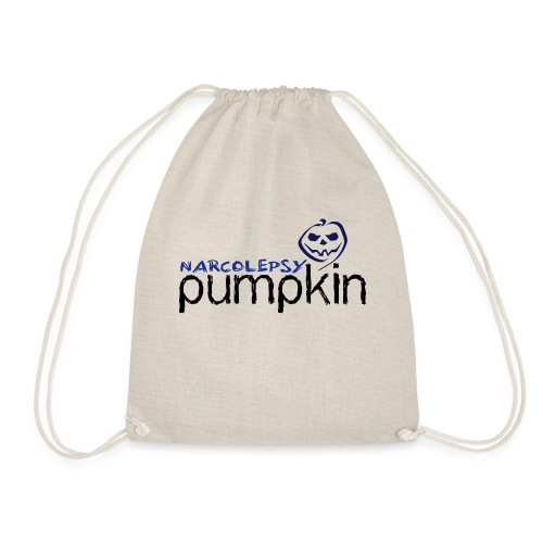 small Logo vector plain - Drawstring Bag