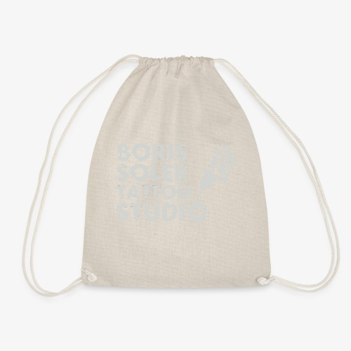 Boris Soler Tattoo - Drawstring Bag