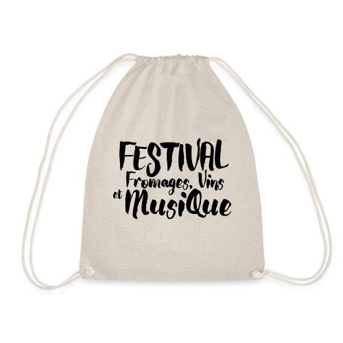 Festival Fromages, Vins et Musique - Sac de sport léger