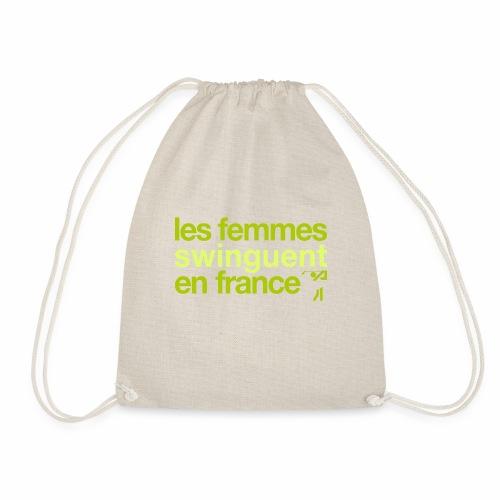 Golf Féminin - Special edition. - Drawstring Bag