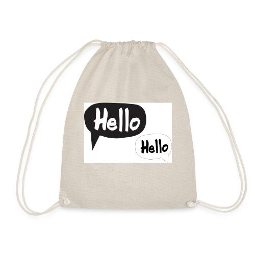 hello Design! Geschenkidee - Turnbeutel