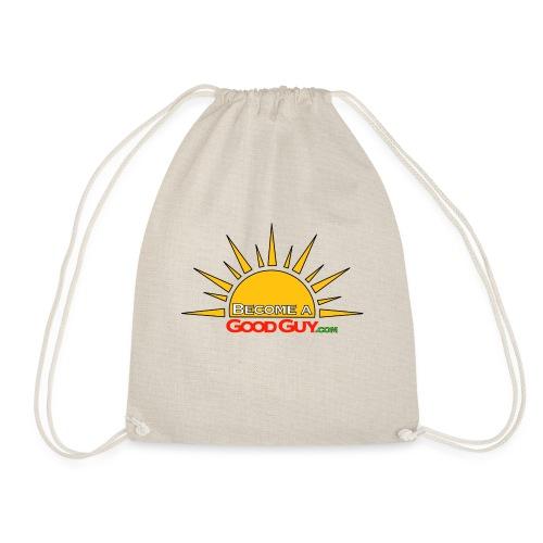 BecomeAGoodGuy Merchandise - Gymtas