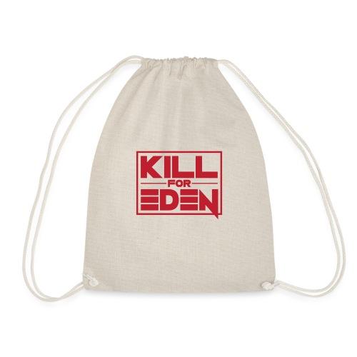 Women's Shoulder-Free Tank Top - Drawstring Bag