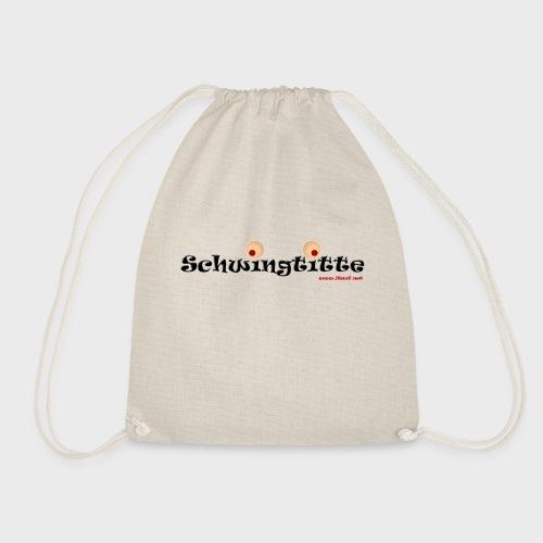 Schwingtitte - Turnbeutel