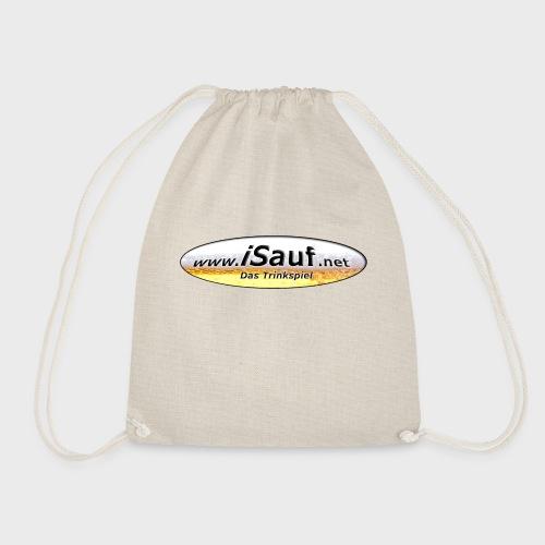 iSauf Logo - Turnbeutel