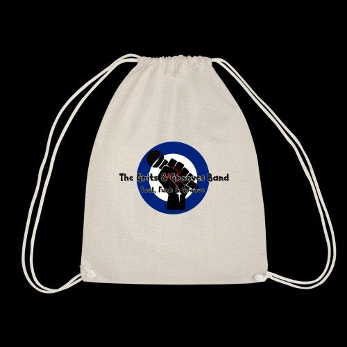 Grits & Grooves Band - Drawstring Bag