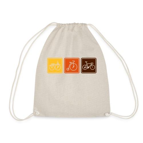 Bike Evolution - Drawstring Bag