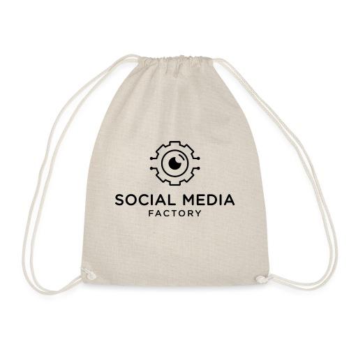 Social Media Factory Logo - Turnbeutel