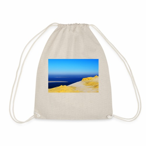 Dune du Pilat - Cap Ferret - Drawstring Bag
