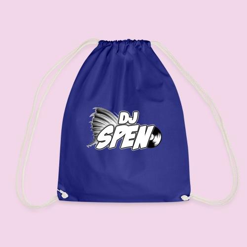 DJ Spen Long Logo - Drawstring Bag
