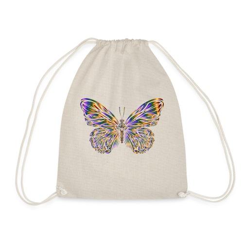 Butterfly - Turnbeutel