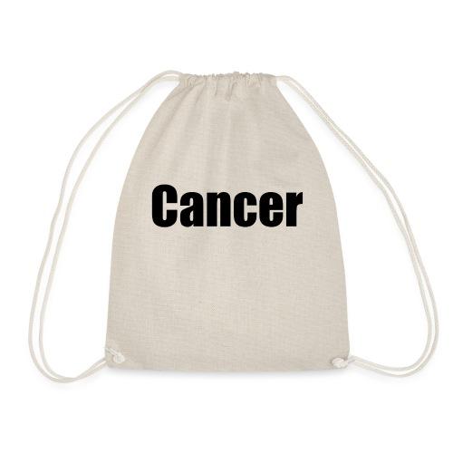 cancer - Drawstring Bag