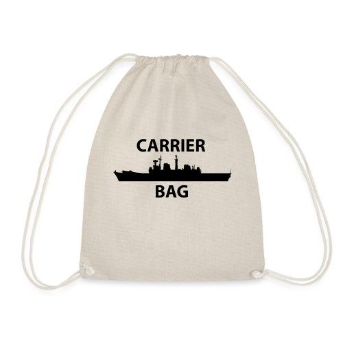 Carrier Bag - Drawstring Bag