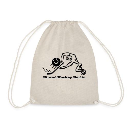 Einradhockey Backhand - Turnbeutel