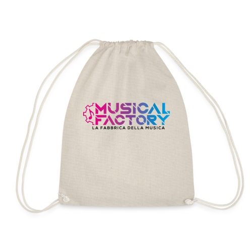 Musical Factory Sign - Sacca sportiva