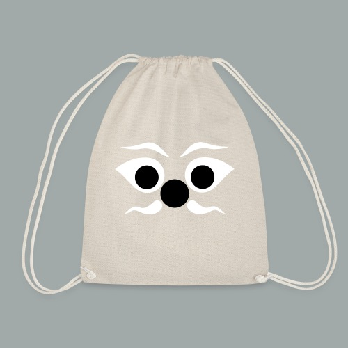 Voss Dr1 Face - Drawstring Bag