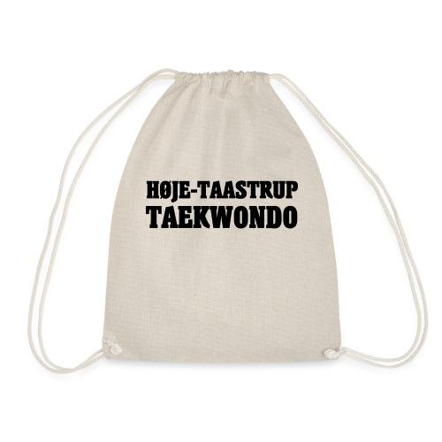 Høje-Taastrup Front Tryk - Sportstaske